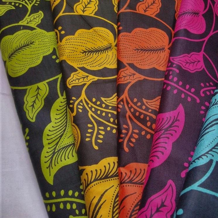Material batik cap By Sakuratex