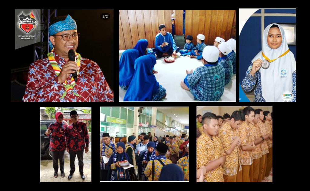 contoh seragam batik untuk lembaga pendidiakan