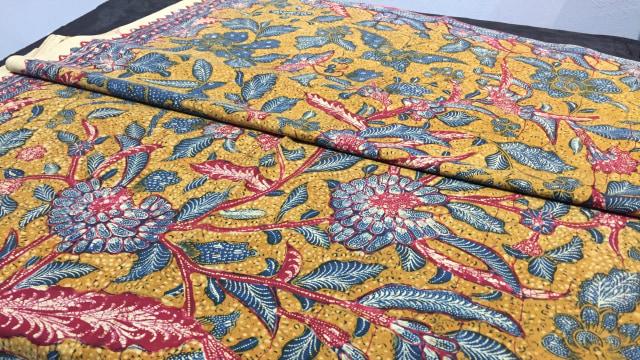 material batik sakuratex solo