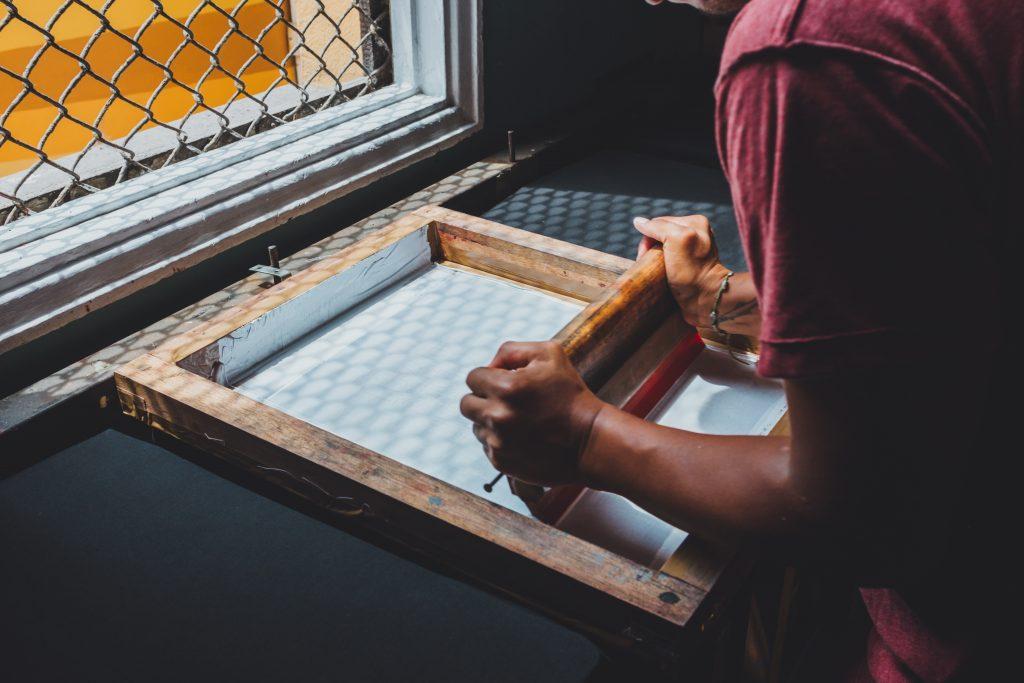 Proses Produksi Batik Print PT Sakuratex