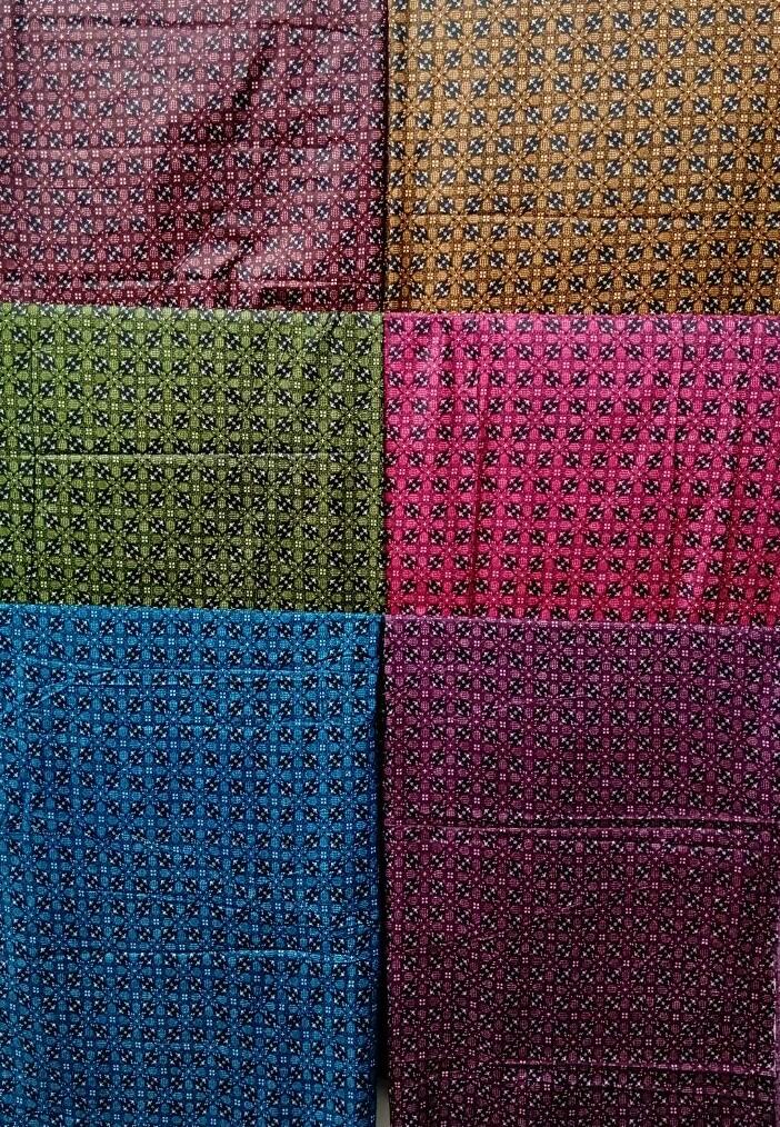 Material batik sogan